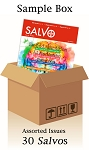 Salvo Sample Box