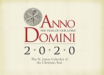 Anno Domini 2020: The St. James Calendar of the Christian Year