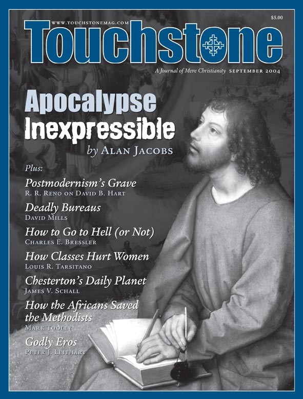 Touchstone September 2004