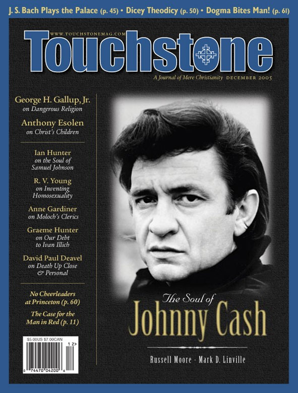 Touchstone December 2005