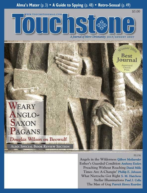 Touchstone July/August 2007