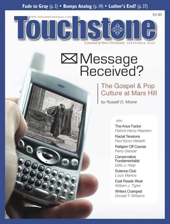 Touchstone September 2007