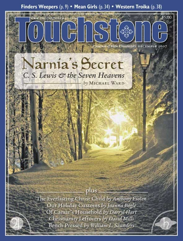 Touchstone December 2007