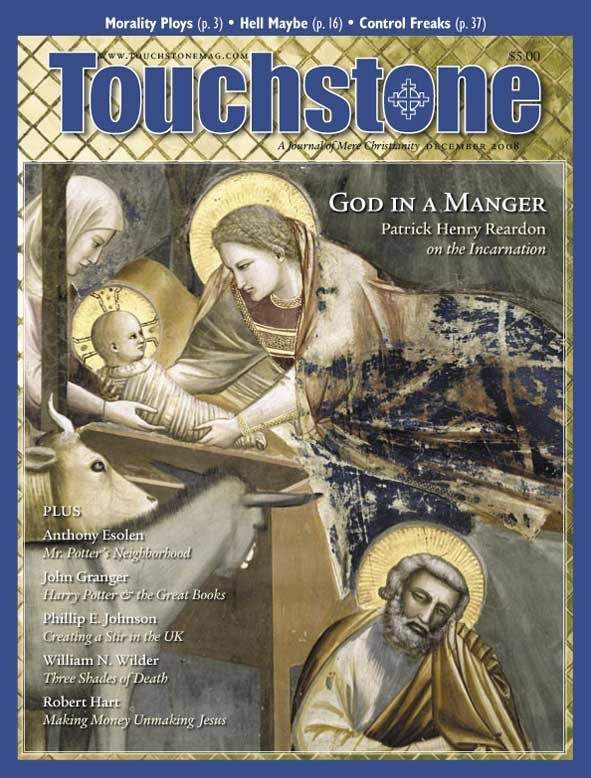 Touchstone December 2008