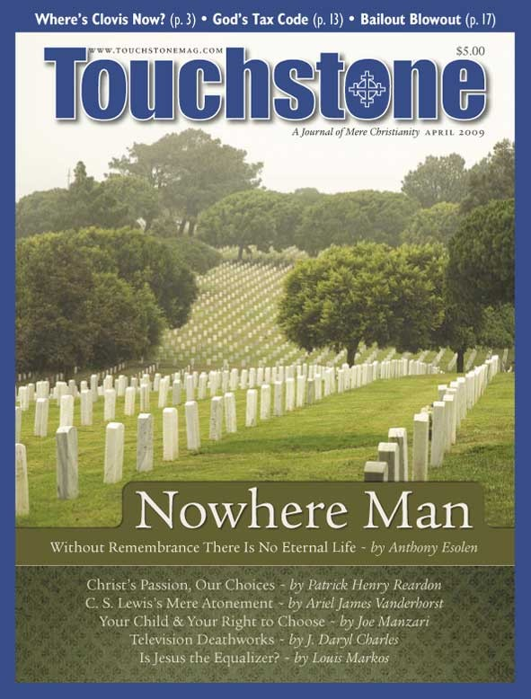 Touchstone April 2009