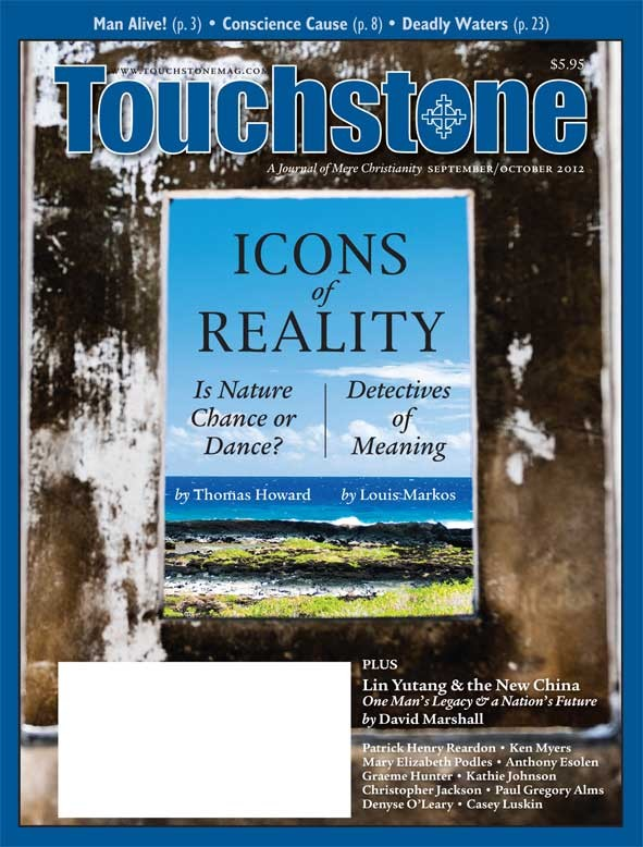 Touchstone September/October 2012