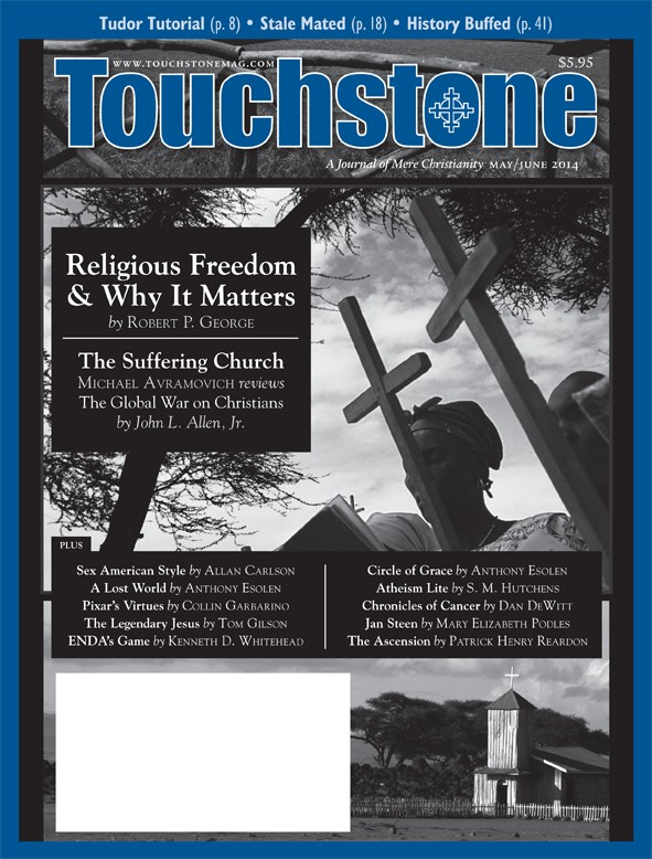 Touchstone May/June 2014