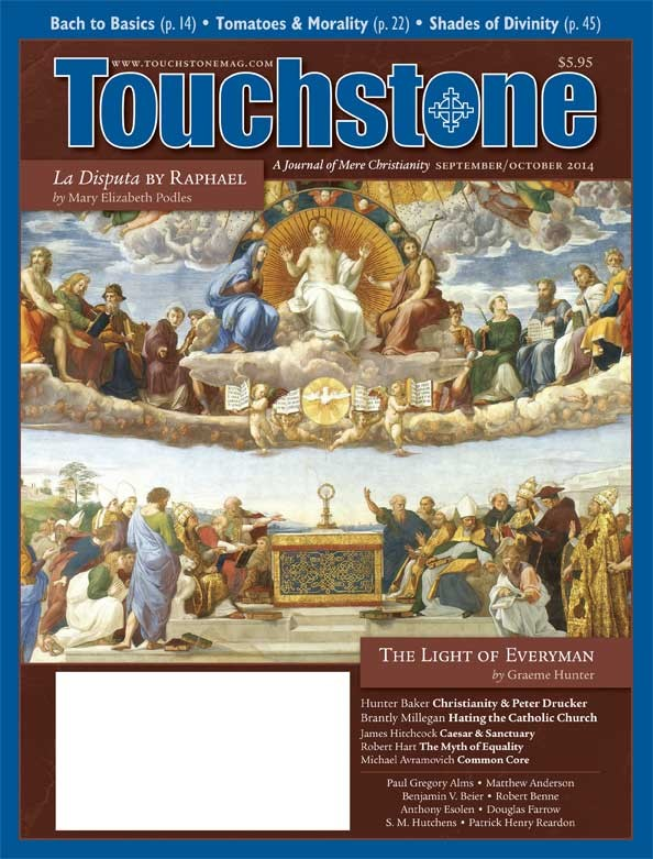 Touchstone September/October 2014
