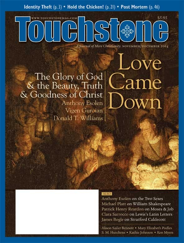 Touchstone November/December 2014