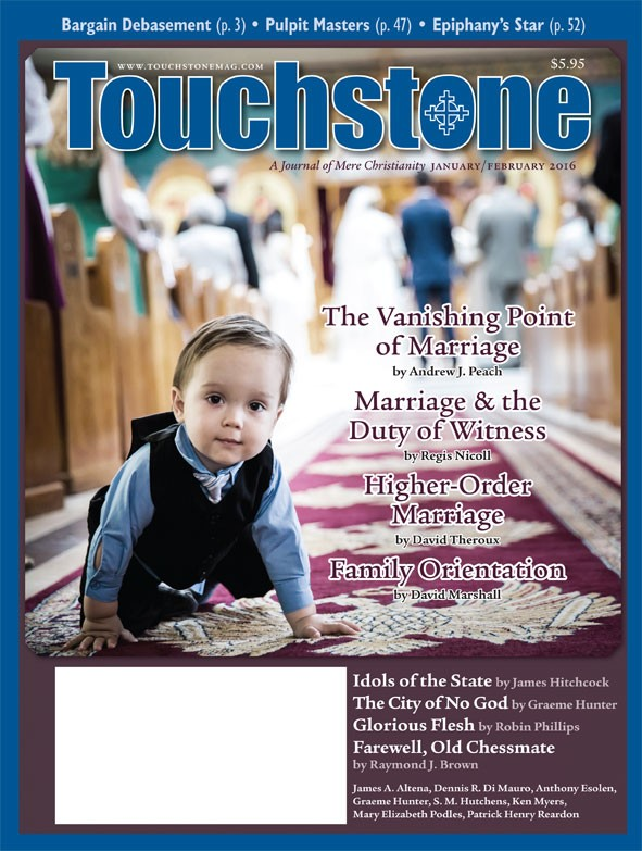 Touchstone January/February 2016