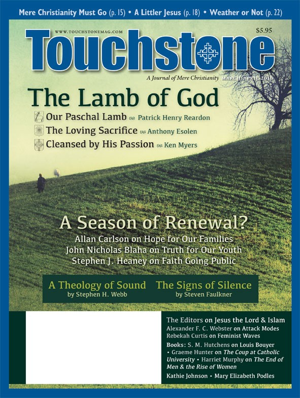 Touchstone March/April 2016