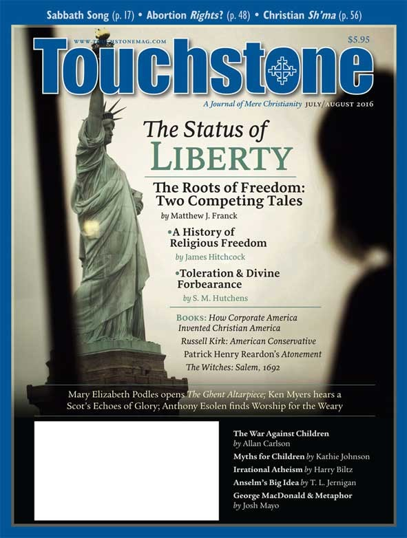 Touchstone July/August 2016