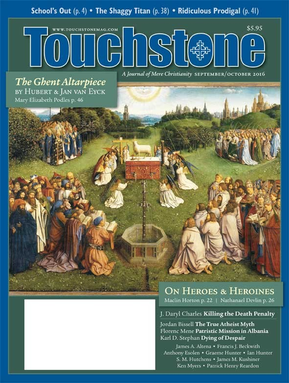 Touchstone September/October 2016