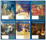 6 issues of Touchstone Assortment XMAS